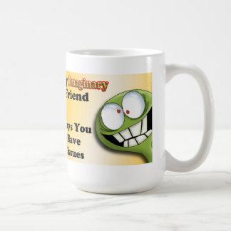Imaginary Friend Coffee Mugs