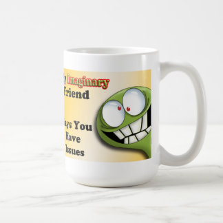 Imaginary Friend Coffee Mug