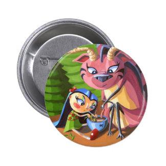Imaginary Friend Pins
