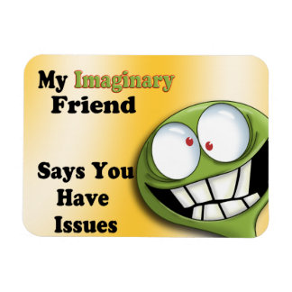 Imaginary Friend Magnets