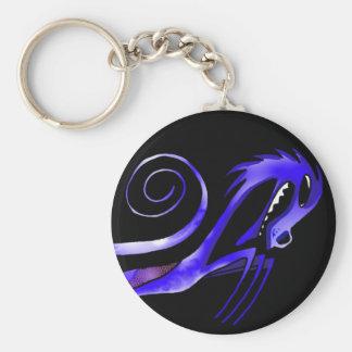 Imaginary Seahorse Key Chain