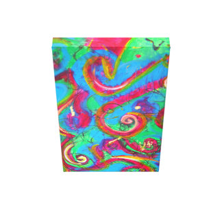 Imagination - Abstact Canvas Print