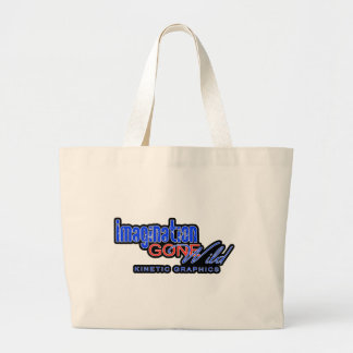 IMAGINATION GONE WILD PRODUCTS LARGE TOTE BAG