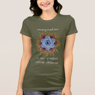 """""""Imagination Is Our Greatest Natural Resource"""" T-Shirt"""