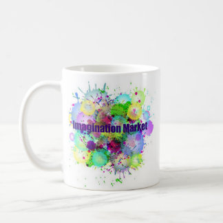 Imagination Market Coffee Mug