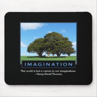 Imagination Mouse Pad