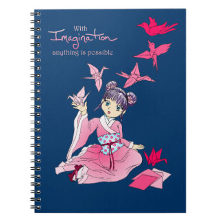Imagination Notebook