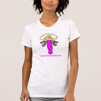 Imagination VictoriaLynnHall.com Promo T-Shirt