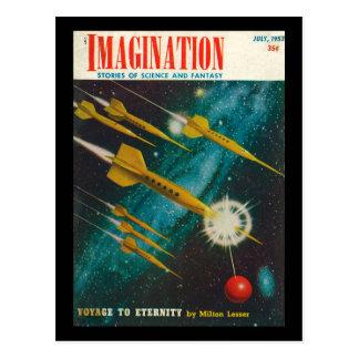 Imagination _ Vol. 04 Nr. 06_Pulp Art Postcard