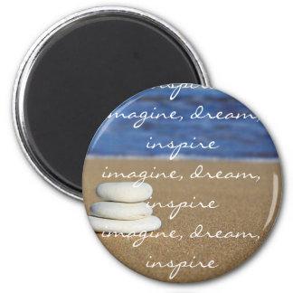 Imagine, Dream, Inspire Magnet