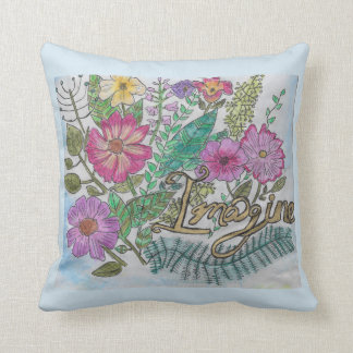 Imagine Floral Cushion