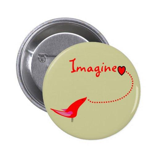 """Imagine""---John Gifts Pins"