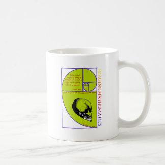 Imagine Mathematics Coffee Mug