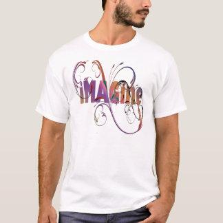 """Imagine"" Mens T-Shirt"