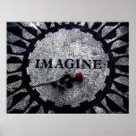 Imagine Monument Poster