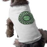 Imagine Mosaic, Strawberry Fields, Central Park 02 Sleeveless Dog Shirt