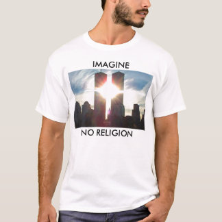 Imagine, No Religion T-Shirt