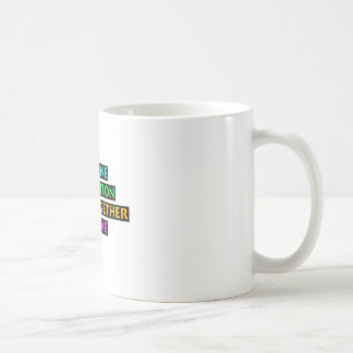Imagine One Nation Living Together In Love Coffee Mug