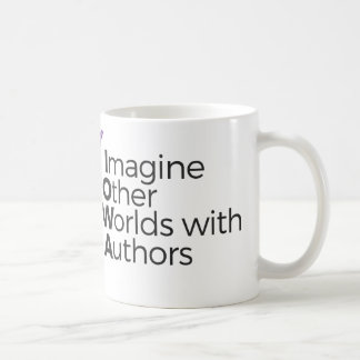 Imagine Other Worlds with Authors Coffee Mug