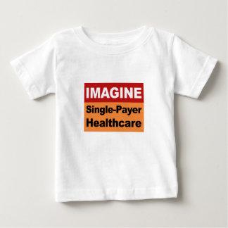 Imagine Single Payer Healthcare Baby T-Shirt