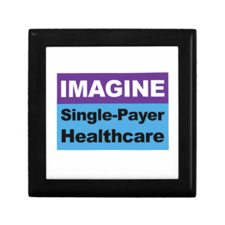 Imagine Single Payer Healthcare Gift Box