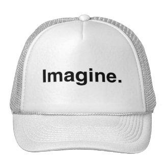 Imagine Trucker Hats