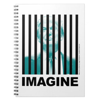 Imagine Trump Behind Bars Notebooks