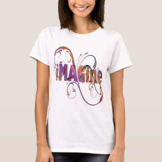 """Imagine"" Women's t-shirt"