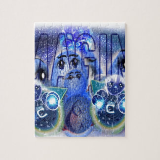 IMAGINE YOURSELF CALM WELL RELAXED JIGSAW PUZZLE