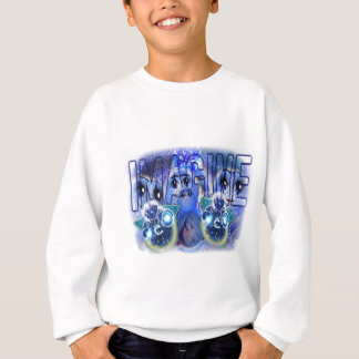 IMAGINE YOURSELF CALM WELL RELAXED SWEATSHIRT