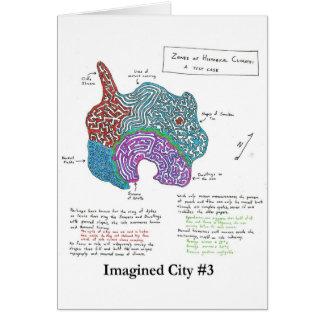 Imagined City #3 Card