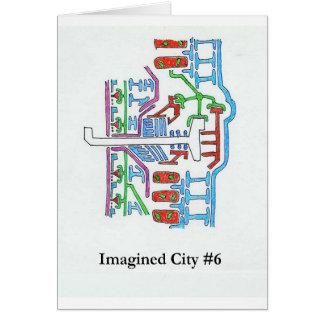 Imagined City #6 Card