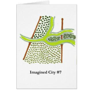 Imagined City #7 Card
