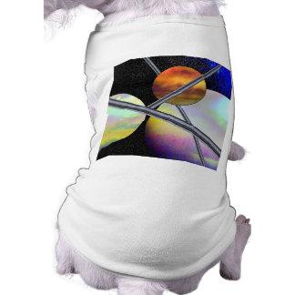 Imagined Worlds Sleeveless Dog Shirt