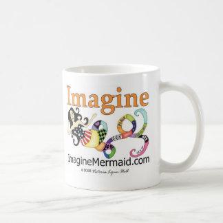 ImagineMermaid.com promotional Coffee Mug