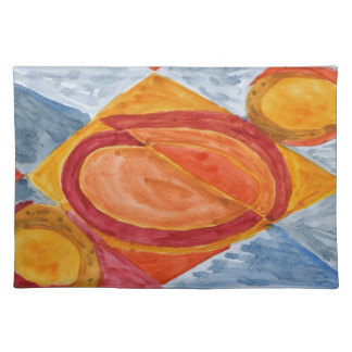 Imagining the Sun on a Rainy Day Placemat