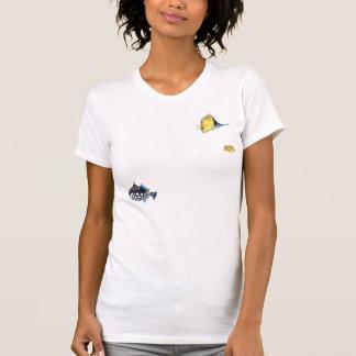 Imaginocean Two Sided Cartoon Fish T-Shirt