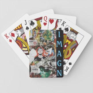IMAGN Deck of cards