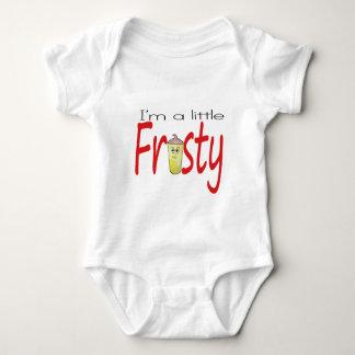 I'malittlefrosty Baby Bodysuit