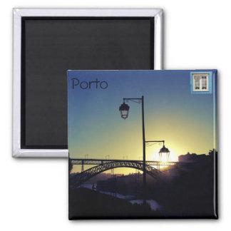Íman Magical Porto (Of My Window) Magnet