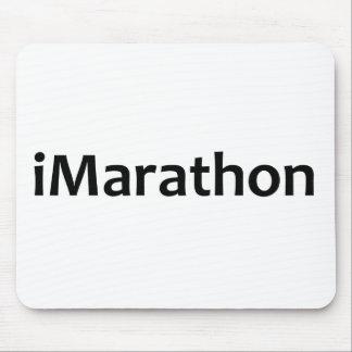 iMarathon Mouse Pad
