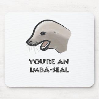 Imba-Seal Mouse Pad