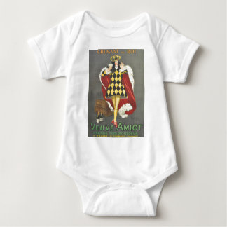 Imbibed by Royalty Baby Bodysuit