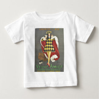 Imbibed by Royalty Baby T-Shirt