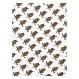 Imbricata turtle tablecloth