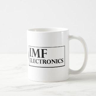 IMF Electronics mug