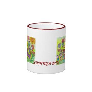 img054,  SUMMER DAY Mug