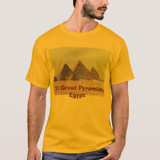 IMG6, The Great Pyramids, Egypt T-Shirt