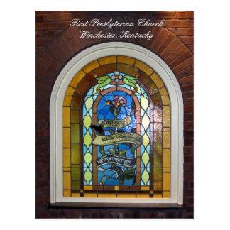 IMG_0288 edited, First Presbyterian ChurchWinch... Postcard