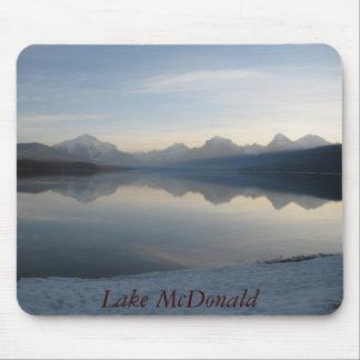 IMG_0329, Lake McDonald Mouse Pad